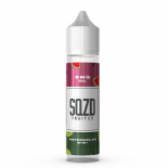 SQZD Fruit Co - Watermelon Kiwi E-liquid 50ML Shortfill